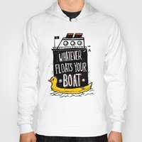 quotes Hoodies featuring Quotes by Ronan Lynam