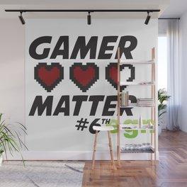 Gamer Lives Matter Wall Mural