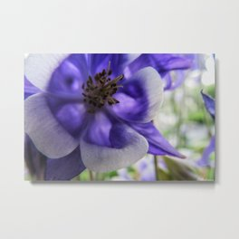 Be at one with nature Metal Print