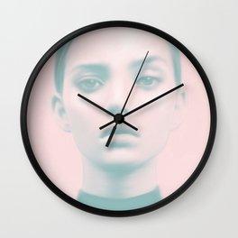Envy by Amelia Millard Wall Clock