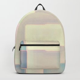 Checkered soft Backpack
