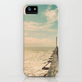 Cayucos Pier iPhone Case