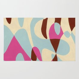 Neopolitan and Ice Rug