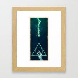ava kadava  Framed Art Print