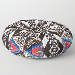 Mind Circuit Floor Pillow