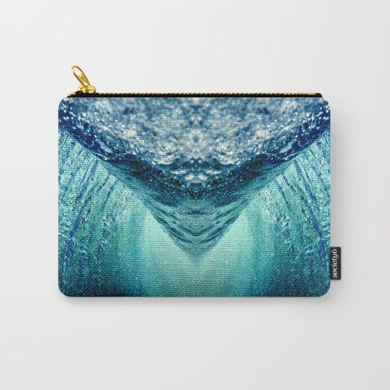 ocean vortex Carry-All Pouch