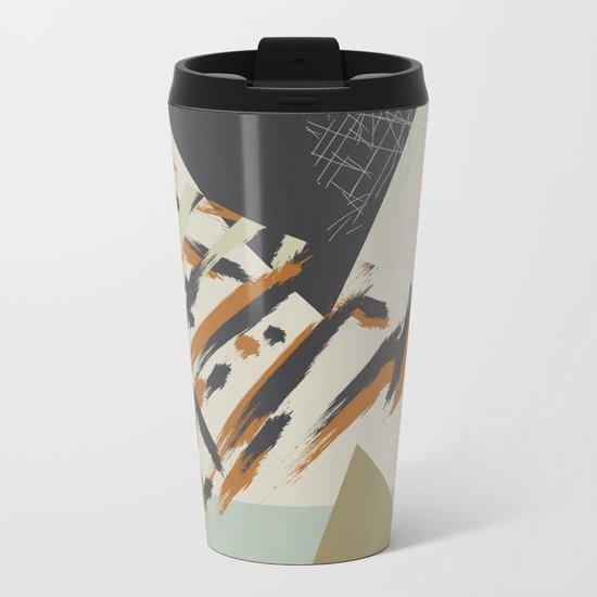 Untitled 2 Metal Travel Mug