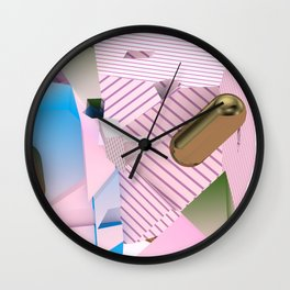 four sixty one Wall Clock