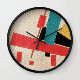 Don Quixote e Sancho Panza Wall Clock