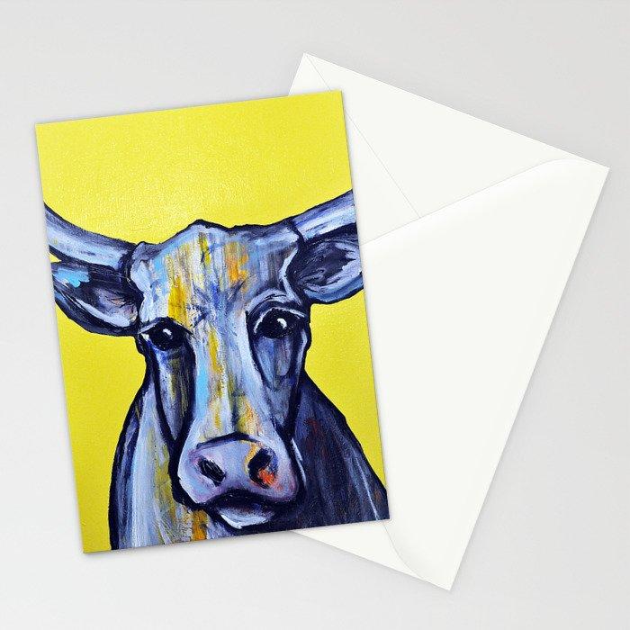 La Vache Stationery Cards