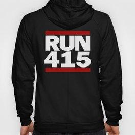 415 Design Run California Gifts 415 Shirt Hoody