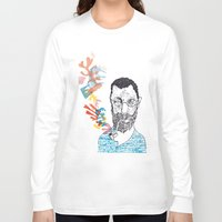 matisse Long Sleeve T-shirts featuring Matisse by Le Hello