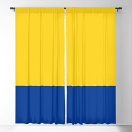 Colombian Flag - Flag of Colombia Blackout Curtain