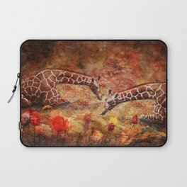 Garden Whimsey Laptop Sleeve