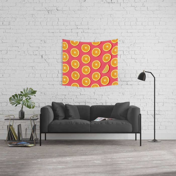 FRUIT Wall Tapestry