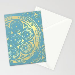 flower power of one Stationery Cards