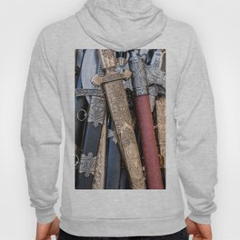 Cold steel arms Hoody