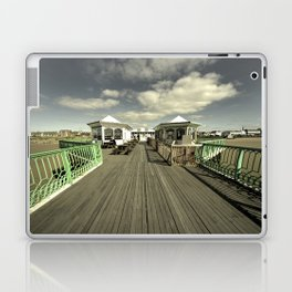The pier at St Annes on sea Laptop & iPad Skin