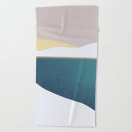 Abstract 32 Beach Towel