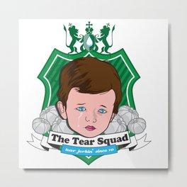 Tear Squad Metal Print