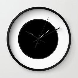 clock minimal b&w collection Wall Clock