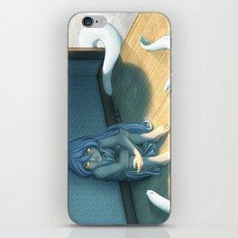 Sky Eels iPhone Skin