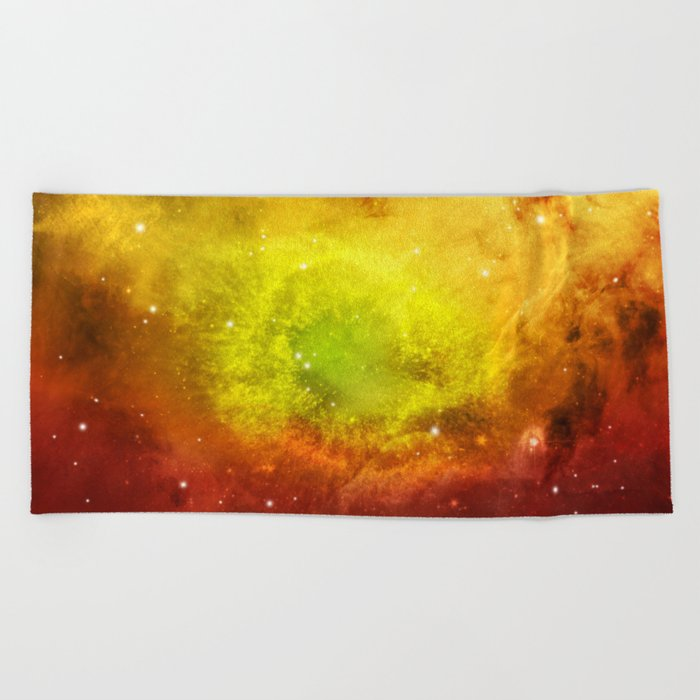 Universe 02 Beach Towel