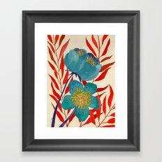 Minho Framed Art Print