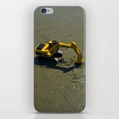 Little helper iPhone & iPod Skin