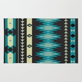 American Native Pattern No. 174 Rug