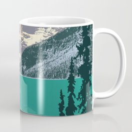 Lake Louise Coffee Mug