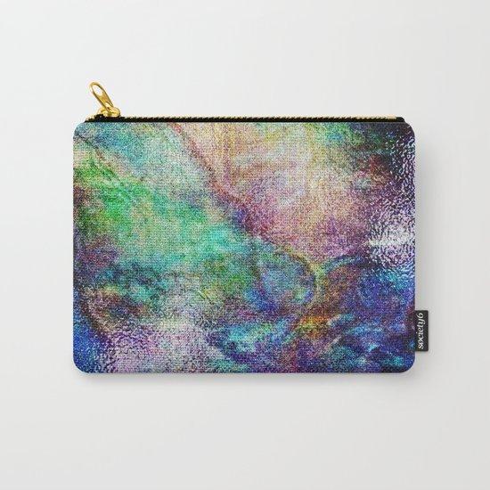 Mermaid Sea Ocean Shell Carry-All Pouch