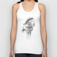 caterpillar Unisex Tank Top