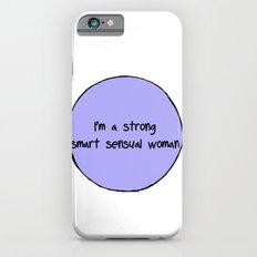 Sensual Woman iPhone 6s Slim Case