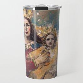 Maria Auxilium Christianorum II Travel Mug
