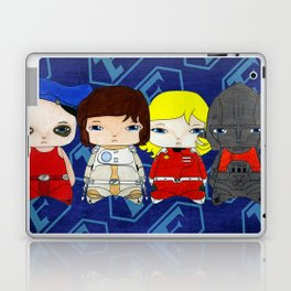 A Boy - Captain Future (Capitaine Flam) Laptop & iPad Skin