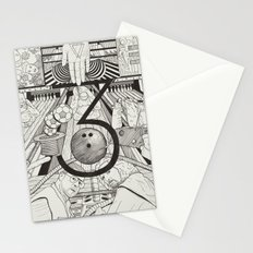 N0.3 Stationery Cards