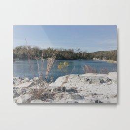 Klondike Lake Metal Print