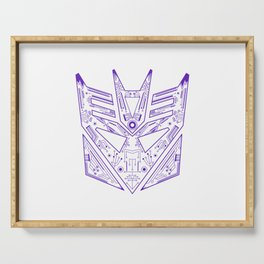 Decepticon Tech Purple Serving Tray