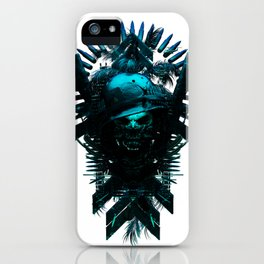 King of The Hill - 5 iPhone Case