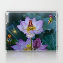 Lotus of India Laptop & iPad Skin