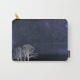 The Fabric of Space and the Boundary of Knowledge Carry-All Pouch