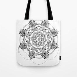 Mandala No. 3 Tote Bag