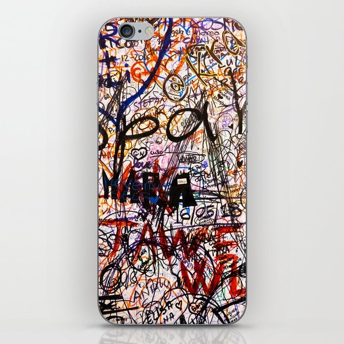 Romeo&Giulietta house iPhone Skin