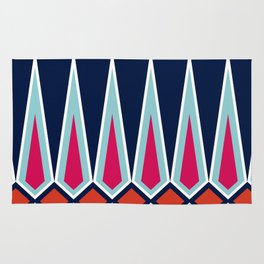 Mid Century Muse: Norms in Technicolor Rug