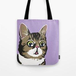 Lil Bub Tote Bag