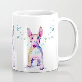 Terrier Bubbles Coffee Mug