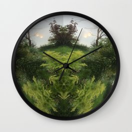 Courageous Wall Clock