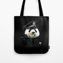 LOLLYPOP COP Tote Bag