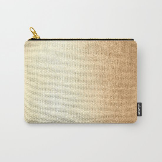Simply Golden Copper Sun Carry-All Pouch
